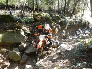 Rando Beaujolais 2014 moto enduro 5
