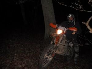 Rando Beaujolais moto enduro 2011