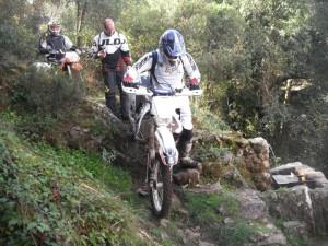 Rando Corse 2011 moto enduro 1