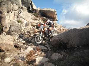 Rando Corse 2011 moto enduro 25