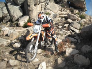 Rando Corse 2011 moto enduro 26