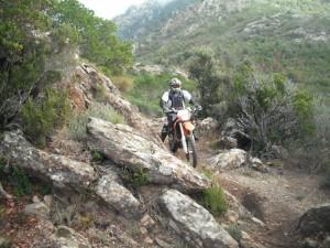 Rando Corse 2011 moto enduro 3