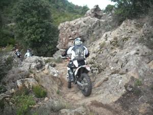 Rando Corse 2011 moto enduro 4