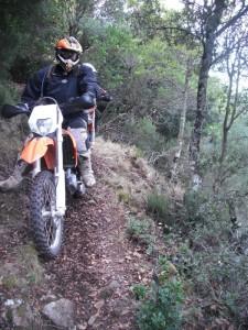 Rando Corse 2011 moto enduro 6