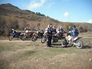 Rando Corse 2011 moto enduro 8