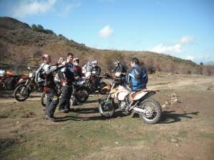 Rando Corse 2011 moto enduro 9