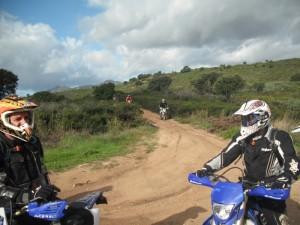 Rando Corse 2012 moto enduro 1
