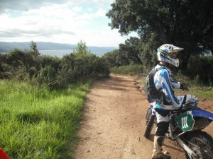 Rando Corse 2012 moto enduro 2