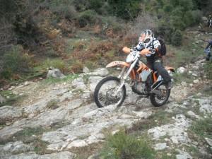 Rando Corse 2012 moto enduro 8