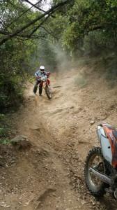 Rando moto enduro Corse 10