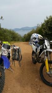 Rando moto enduro Corse 11
