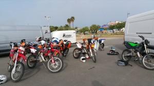 Rando moto enduro Corse 12