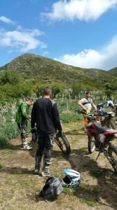 Rando moto enduro Corse 14
