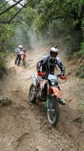 Rando moto enduro Corse 15