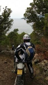 Rando moto enduro Corse 16