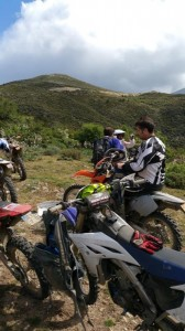 Rando moto enduro Corse 17
