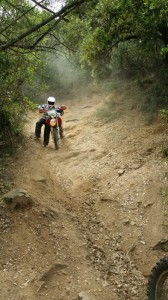 Rando moto enduro Corse 20