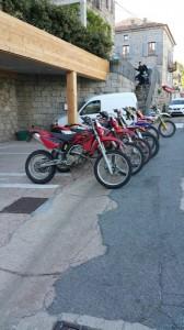 Rando moto enduro Corse 7
