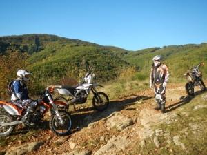 Rando moto enduro beaujolais ch'tis 1