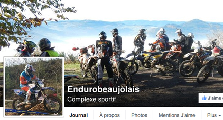 Randos sorties motos enduro beaujolais